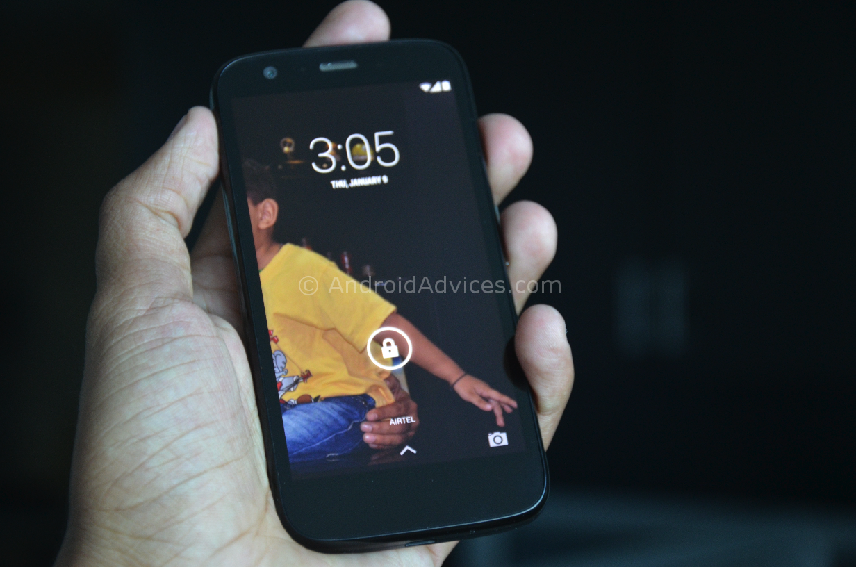Motorola Moto G Android Advices
