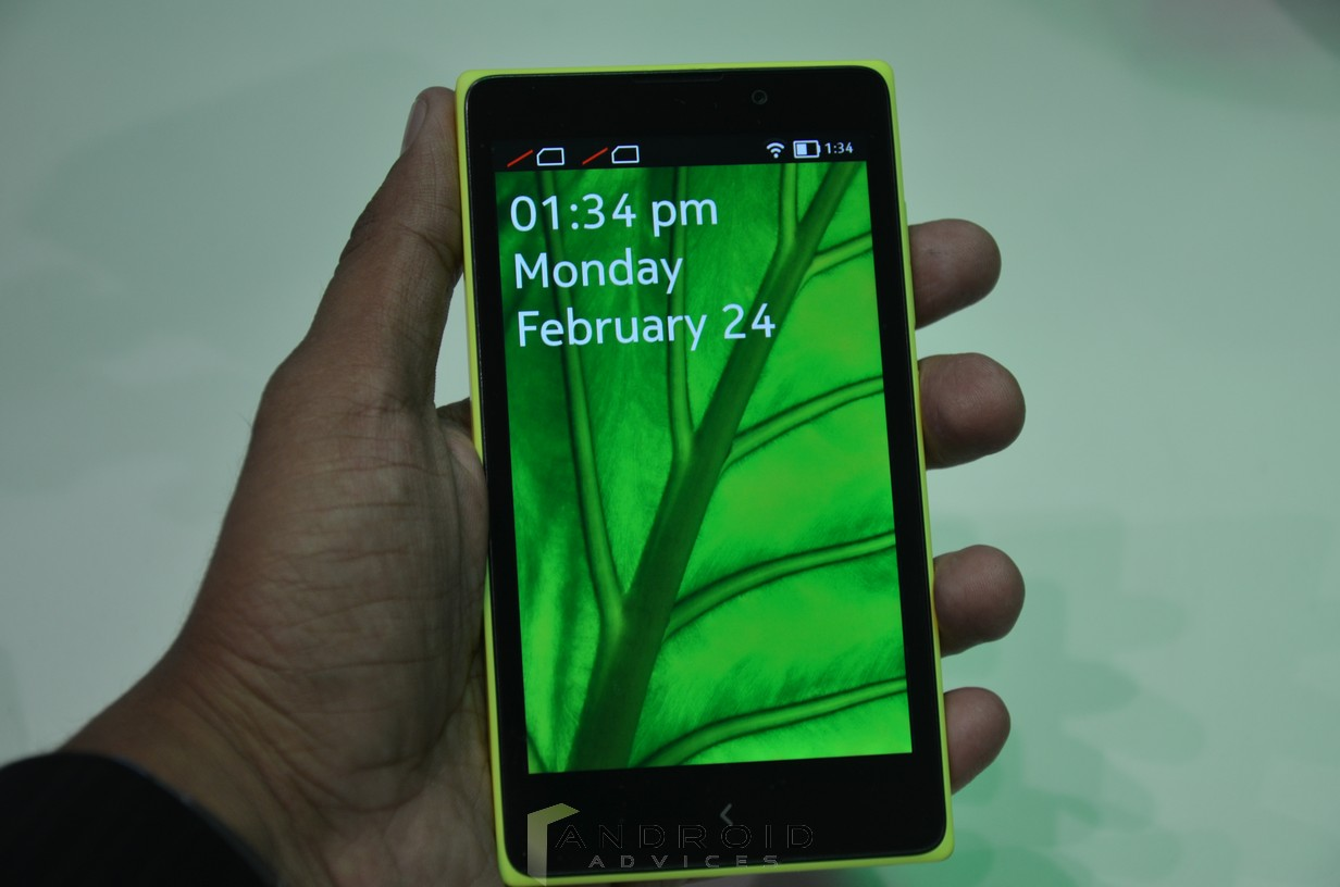 Nokia Xl Smartphone Hands On Photo Gallery Video And First X Dual Sim 4gb Black Front