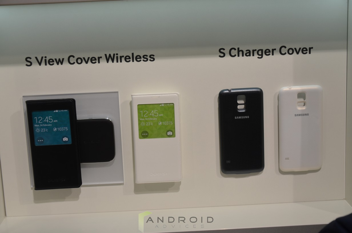 uk availability 5dcf3 c4066 Samsung Galaxy S5 Accessories - Wireless Charging Covers, Cases, and ...