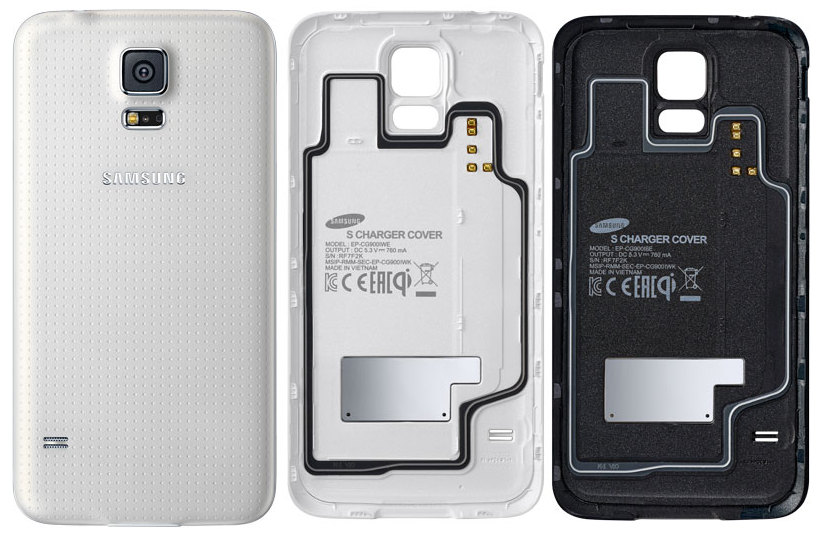 Samsung S Charge Cover for Galaxy S5