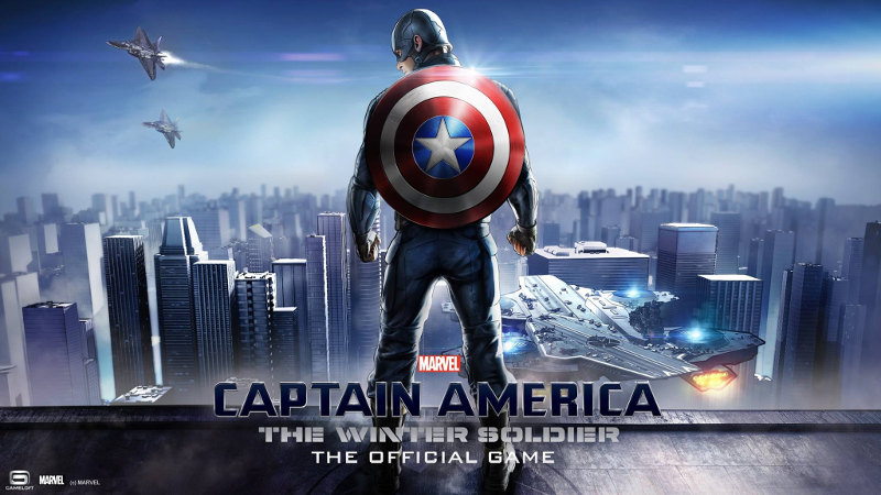 Captain America The Winter Soldier game