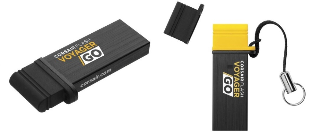 Corsair Flash Voyager Go OTG Flash Drive
