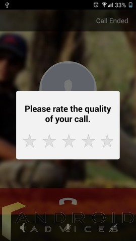 how to use facebook voice call