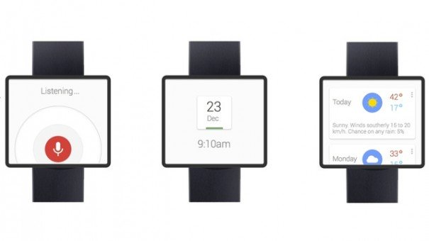 Google Smart Watch