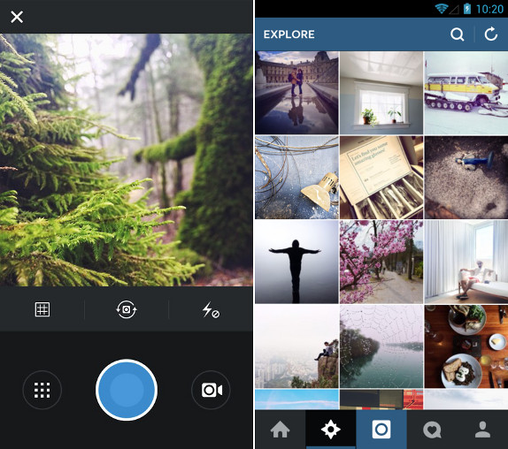 Instagram 5.1 for Android