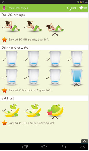 My Diet Coach II – Weight Loss Android App – Features and ...