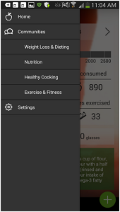 My Diet Diary Calorie Counter 3