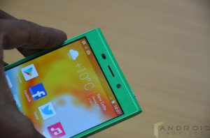 Gionee Elife E7 Front Camera