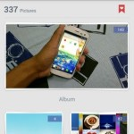 Gionee Elife E7 Interface Gallery App