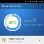Gionee Elife E7 Interface Phone accelerate release