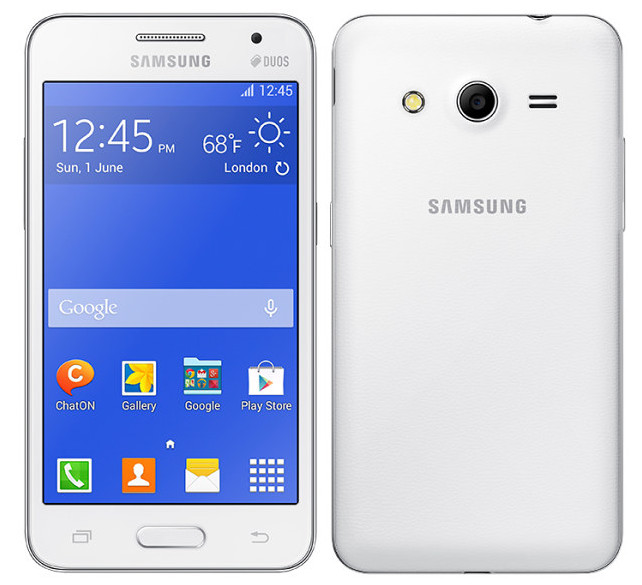 Samsung Galaxy Core 2 unveiled