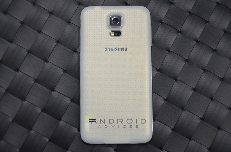 Samsung Galaxy S5 Back Full