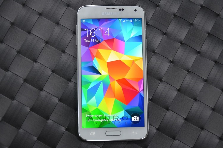 Samsung Galaxy S5 Front Full
