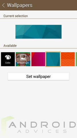 Samsung Galaxy S5 Gear Fit Manager Wallpapers