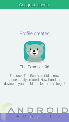 Samsung Galaxy S5 Kids Mode 3