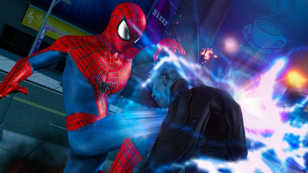 Spider Man 2 game on Android