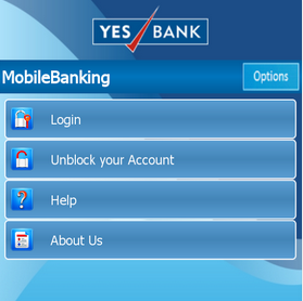 Yes Bank Android Application