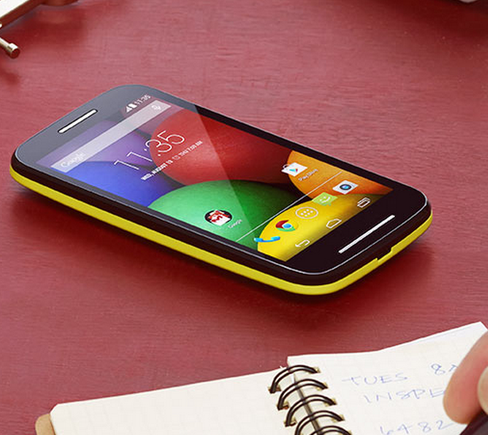 Download Official Motorola Moto E Stock Wallpapers