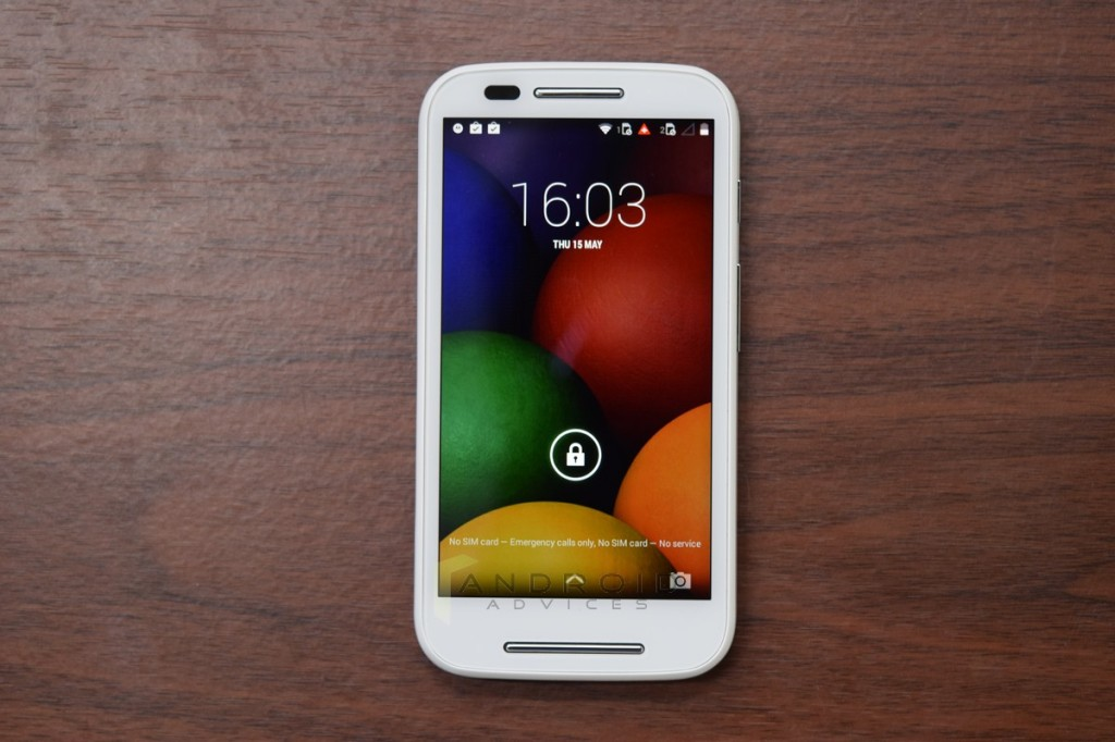 Motorola Moto E Photo