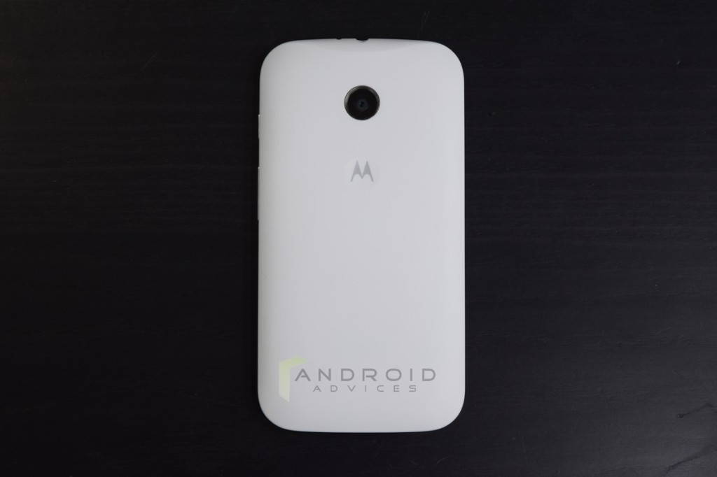 Motorola Moto E Photo Back