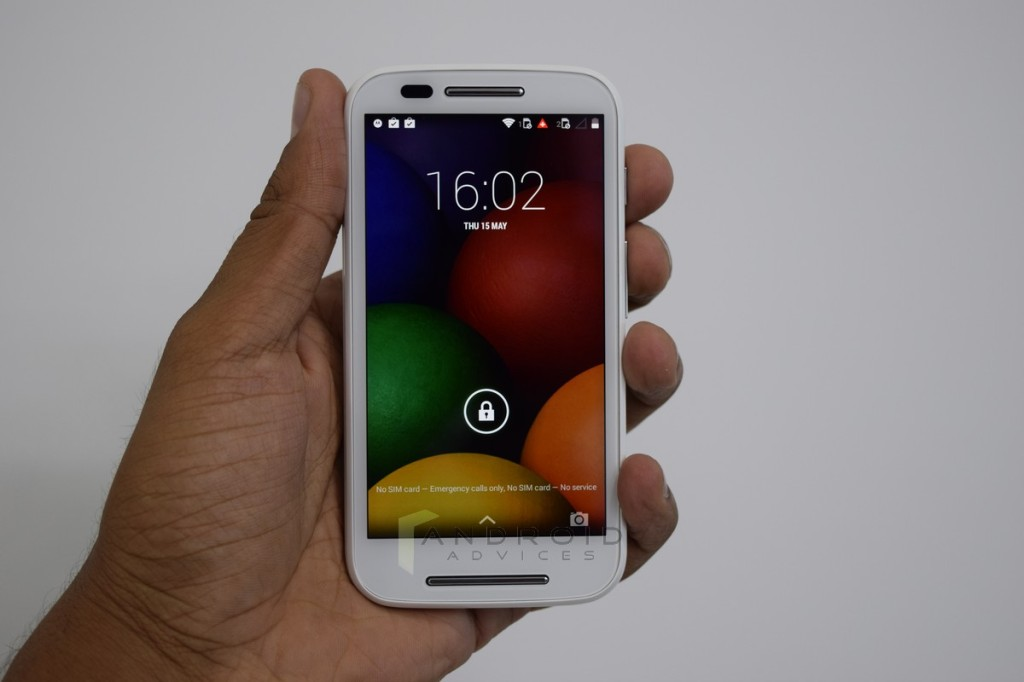 Motorola Moto E Photo Hands-on