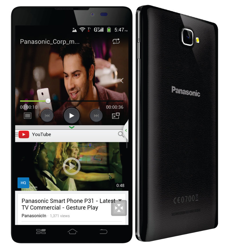 Panasonic P81 Phone
