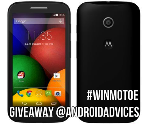 Win MotoE Smart Phone Android Advices