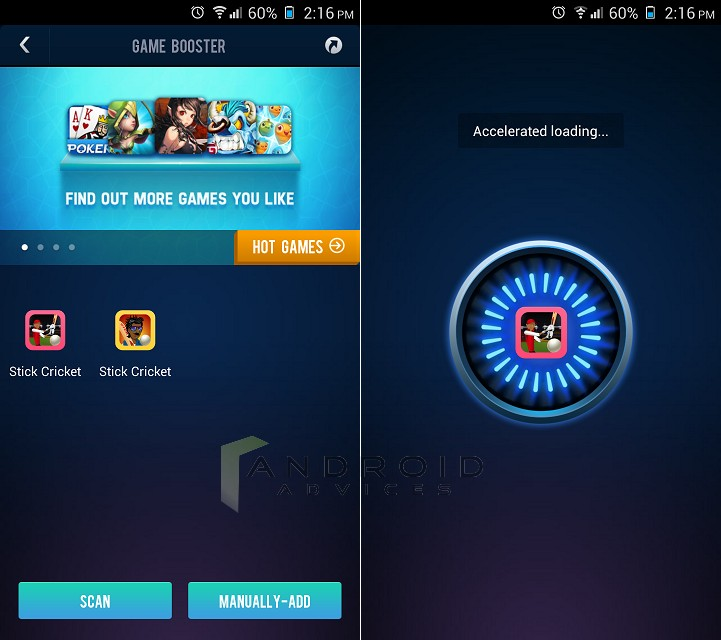 DU Speed Booster App Game Booster