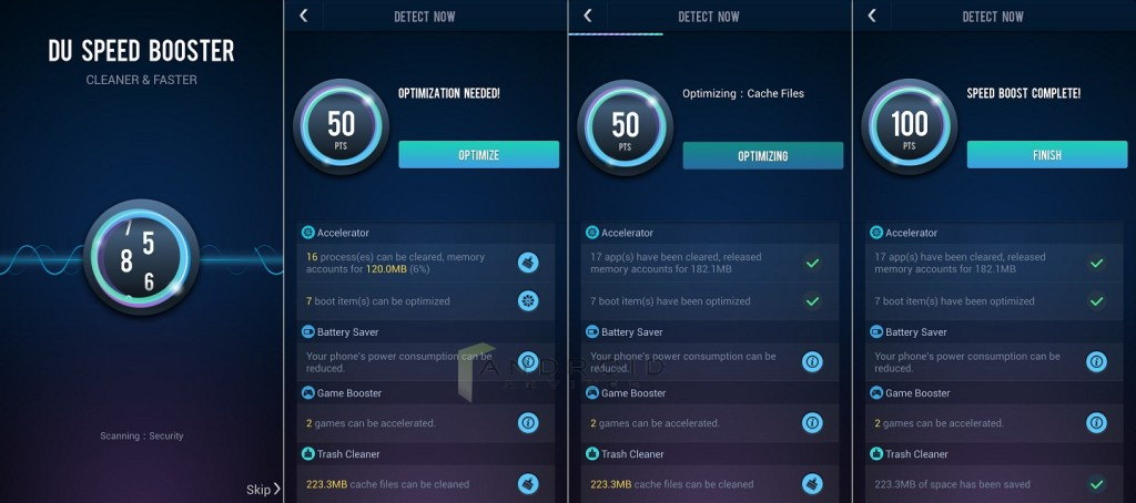 DU Speed Booster App Optimize