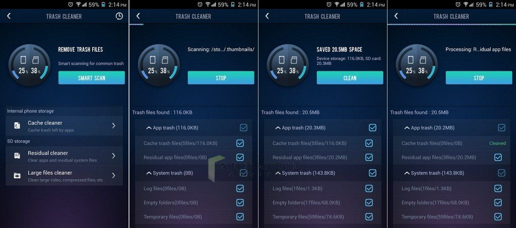 DU Speed Booster App Trash Cleaner