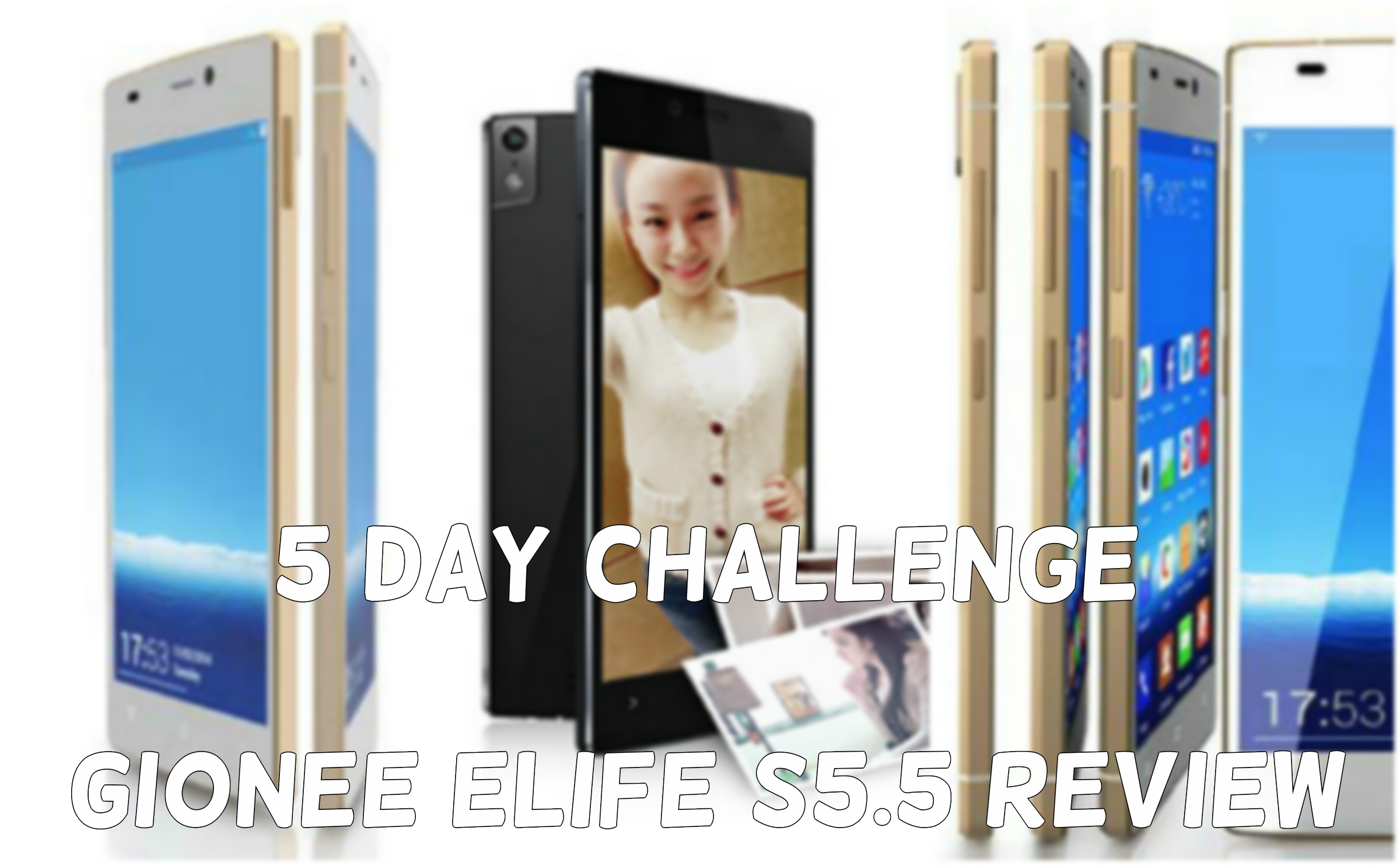 Gionee Elife S5.5 Challenge AdvicesMedia