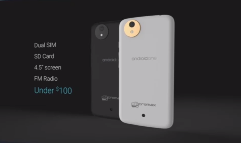 Micromax Android One Phone