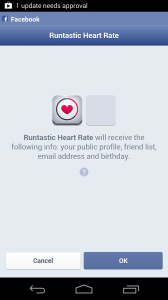 Runtastic Heart Rate 2