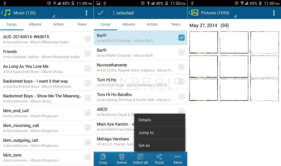 Tomi File Manager App 2