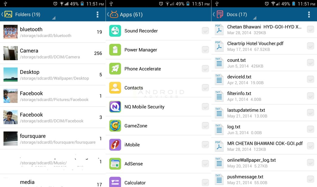 Tomi File Manager App 3