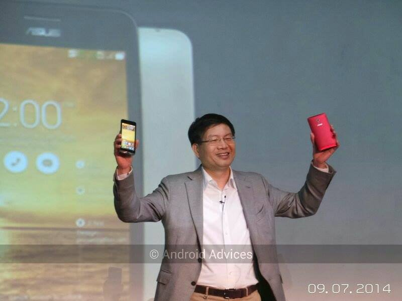 Asus Zenfone launched in India