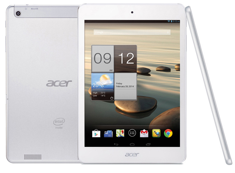 Acer Iconia A1 (2014), Detailed Information about The New Tablet Android Acer
