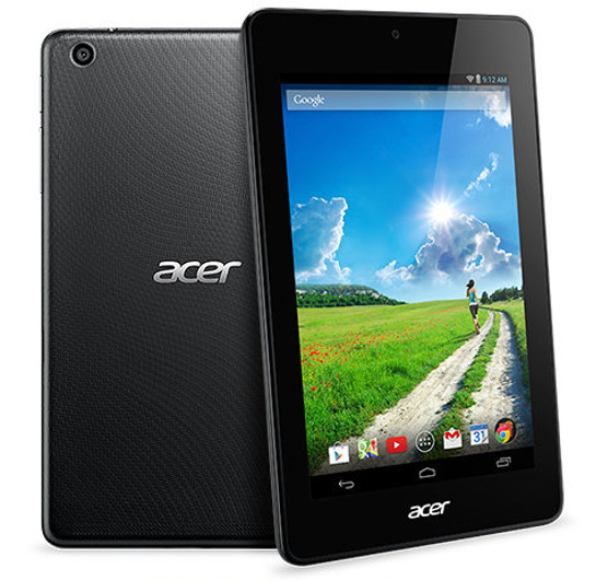 Acer Iconia B1 (2014), Detailed Information about The New Tablet Android Acer