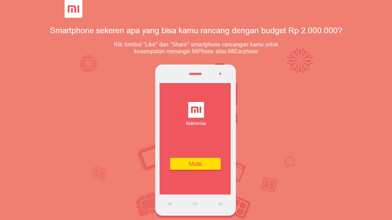 Xiaomi to officially enter in indonesia with redmi note smartphone xiaomi indonesia website launched stopboris Choice Image