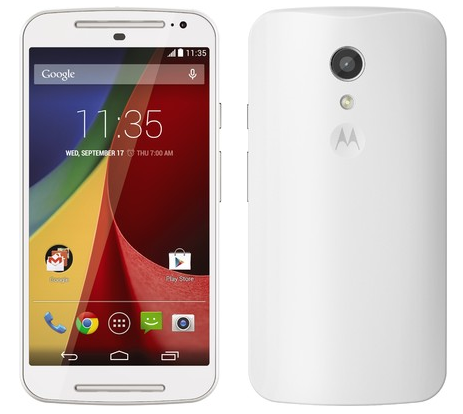 Moto G Second Generation