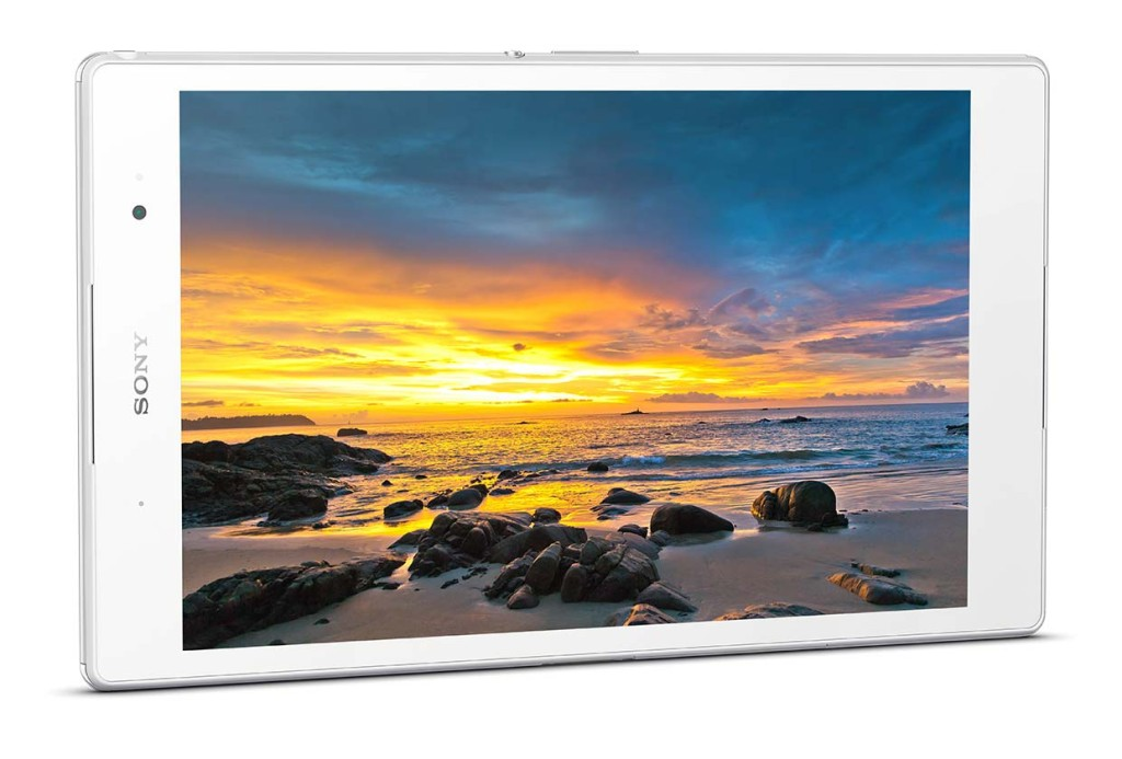 SONY Z3 Compact tABLET