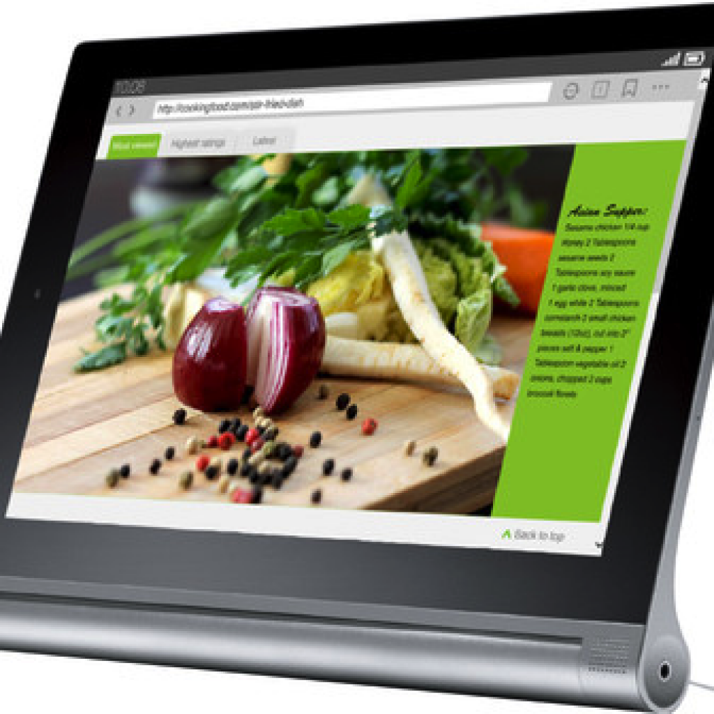 Lenovo Yoga Tablet 2 Pro Launched in India via Flipkart ...