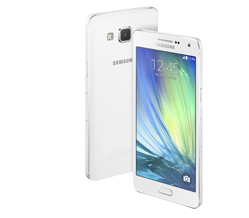Samsung Galaxy A5 & Galaxy A3 Announced