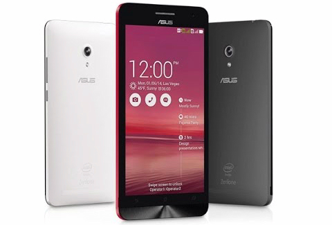 latest asus mobile