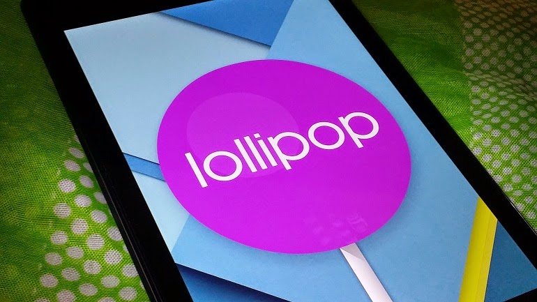 Lollipop Android 5