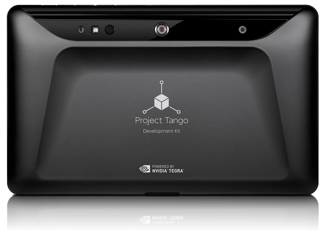 "Google Project Tango Android Tablet with 7"" HD Display ..."