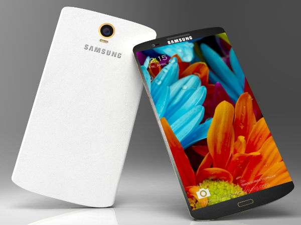 Samsung Galaxy S6's Concept Images - Details