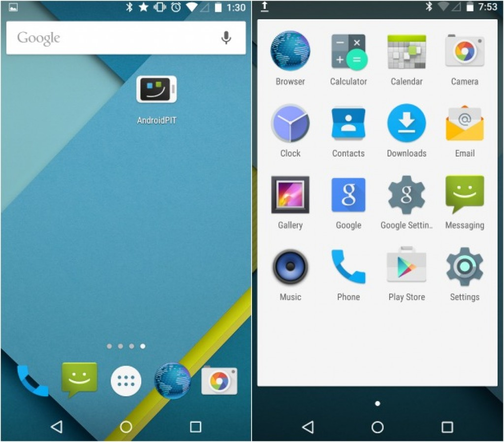 Android 5 0 1 lollipop and 5 0 2 update for nexus devices android - Lollipop In Nexus 4