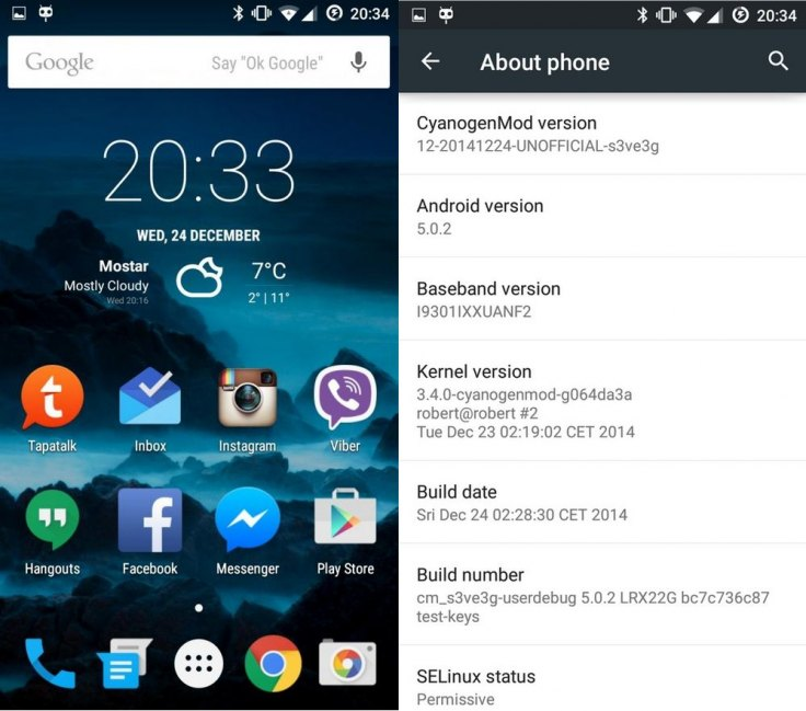 How to Update Galaxy S3 Neo with Lollipop 5.0.2 Android OS ...