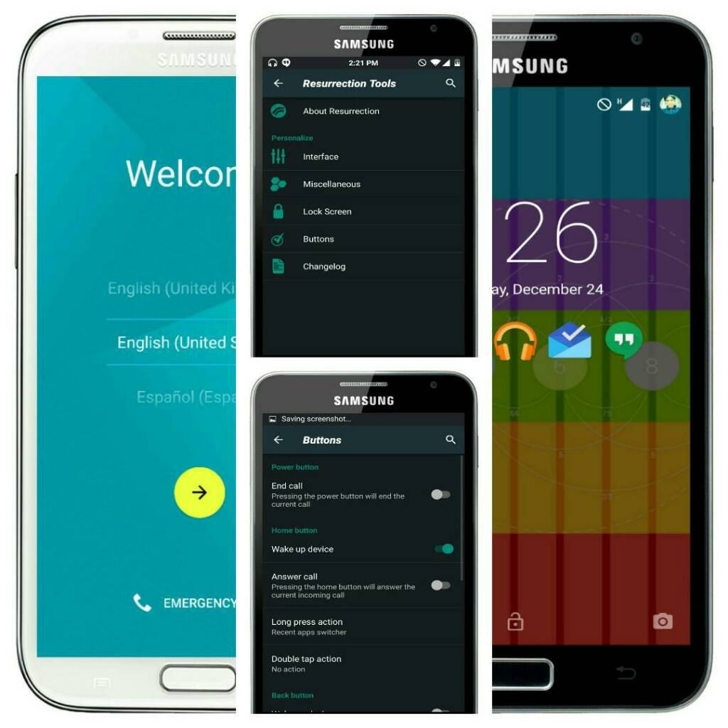 How to Manual Update Galaxy Note 2 with Lollipop 5 0 2 Android OS